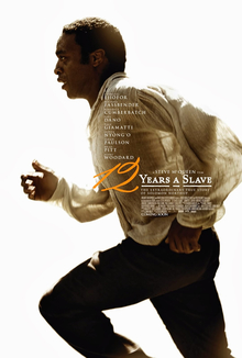 (Film Poster) 12 Years a Slave
