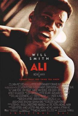(Film Poster) Ali