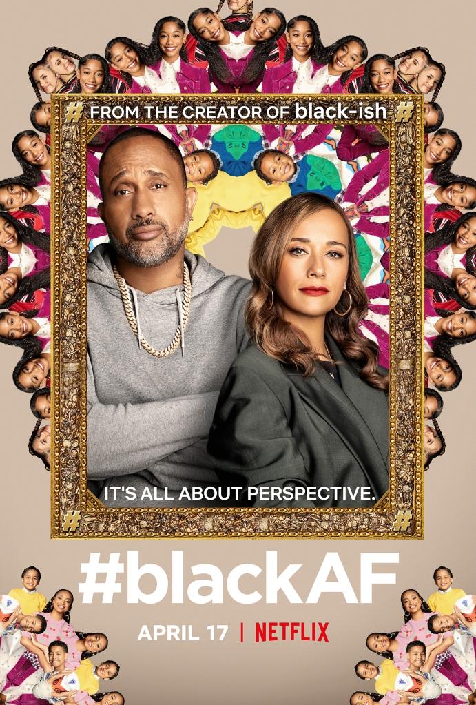 (TV Poster) #blackAF