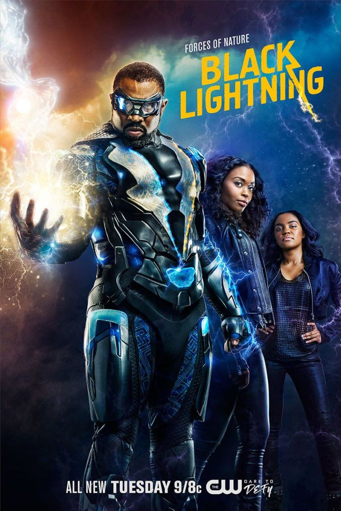 (TV Poster) Black Lightning