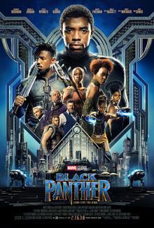 (Film Poster) Black Panther