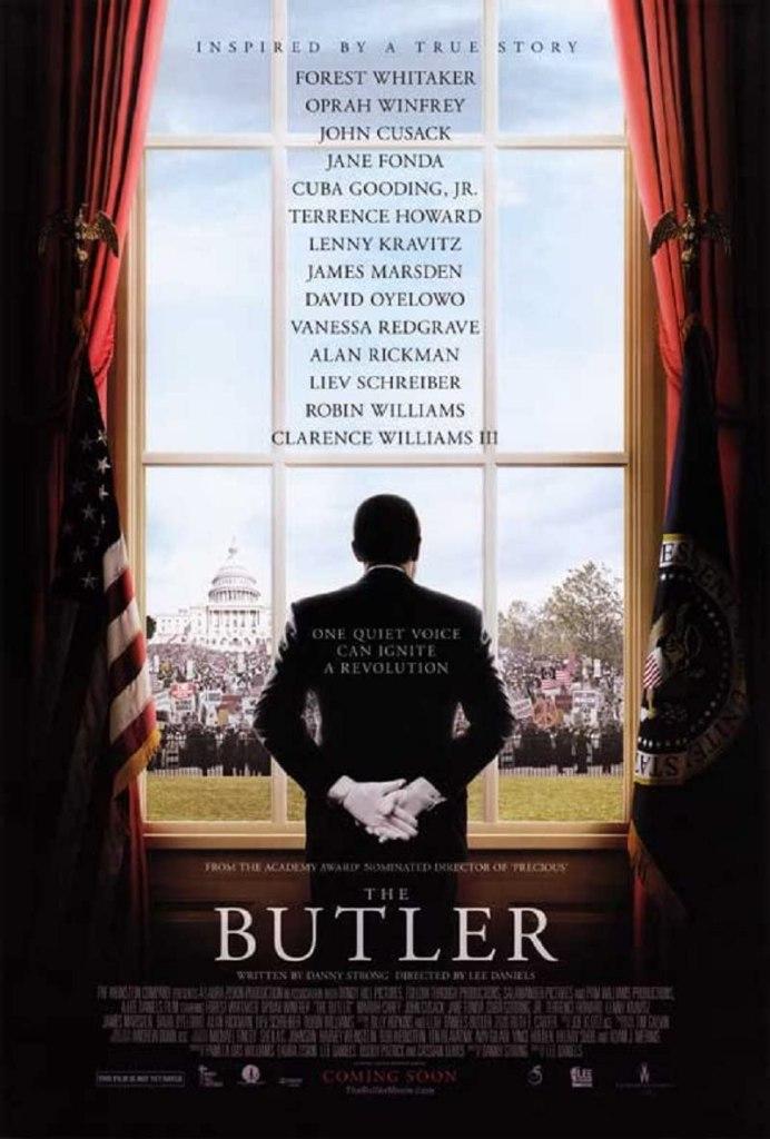 (Film Poster) The Butler