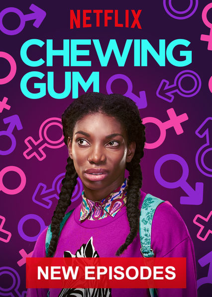(TV Poster) Chewing Gum