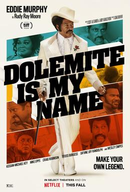 (Film Poster) Dolemite is My Name