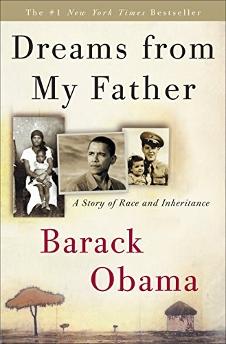 (Book Cover) Dreams from My Father by Barack Obama