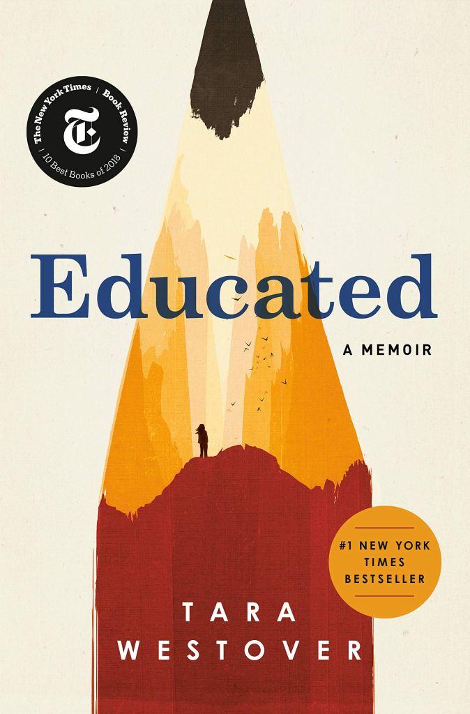(Book Cover) Educated: A Memoir by Tara Westover