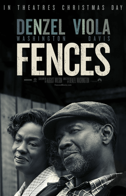 (Film Poster) Fences