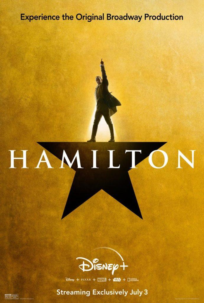 (Film Poster) Hamilton