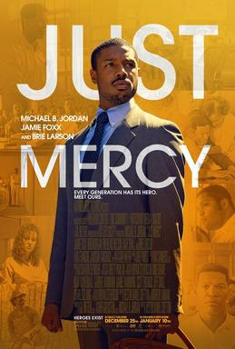 (Film Poster) Just Mercy