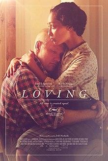 (Film Poster) Loving
