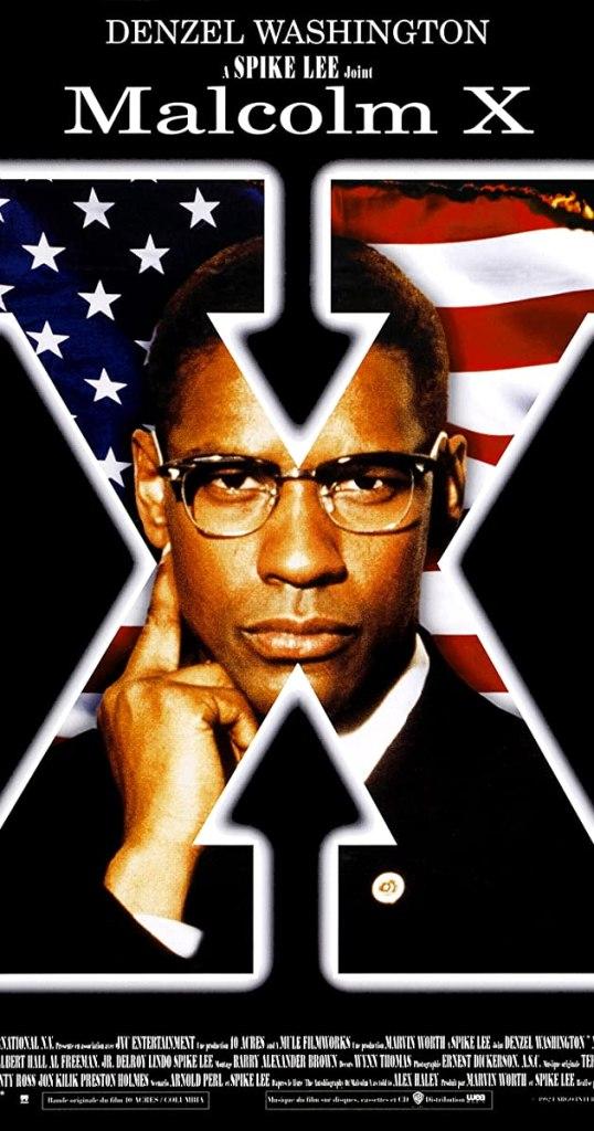 (Film Poster) Malcolm X