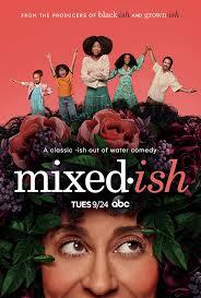 (TV Poster) Mixed-ish