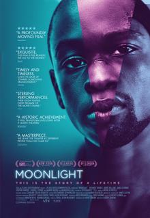 (Film Poster) Moonlight
