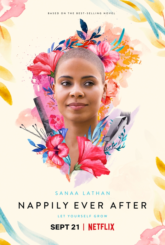 (Film Poster) Nappily Ever After