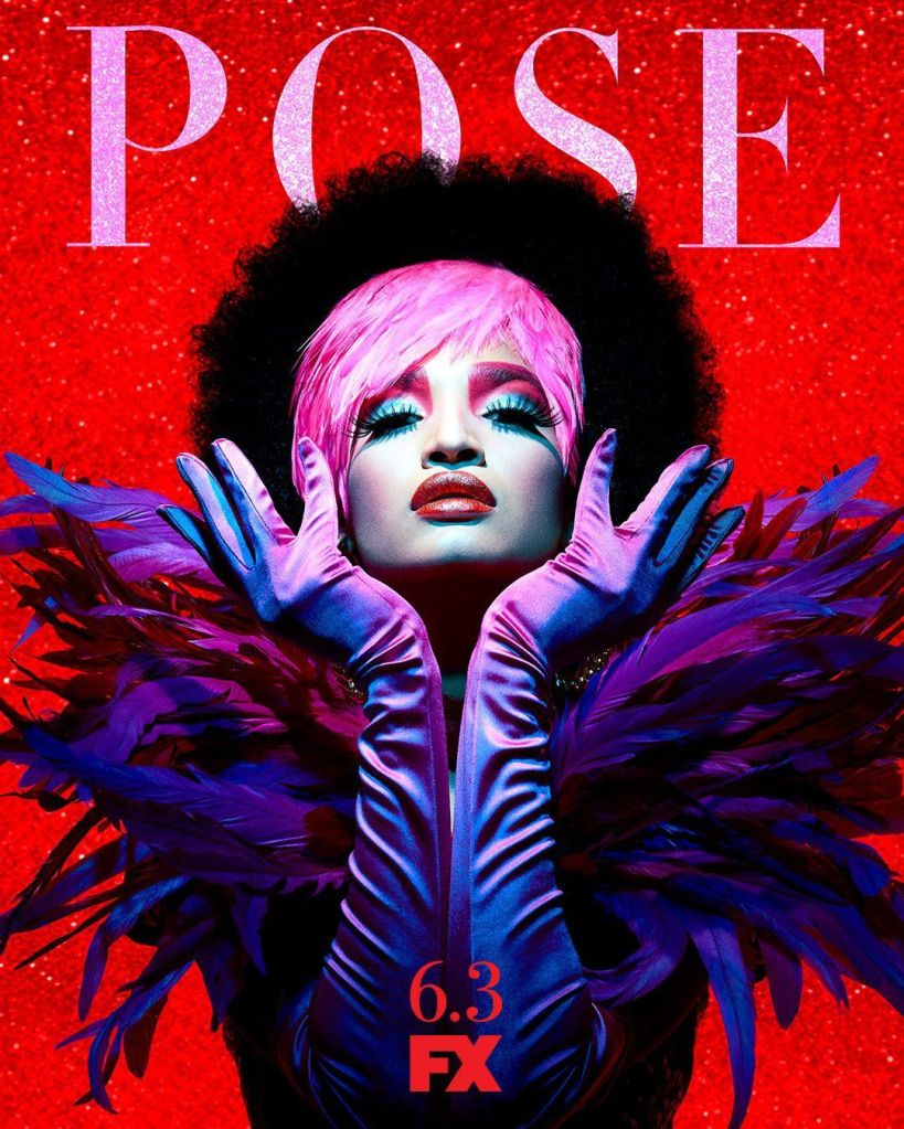 (TV Poster) Pose
