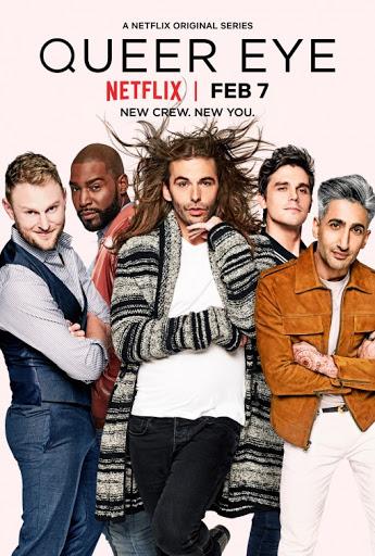 (TV Poster) Queer Eye