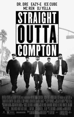 (Film Poster) Straight Outta Compton