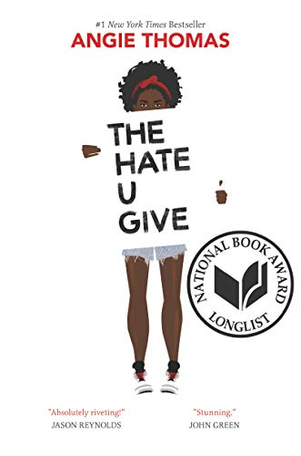 (Book Cover) The Hate U Give by Angie Thomas