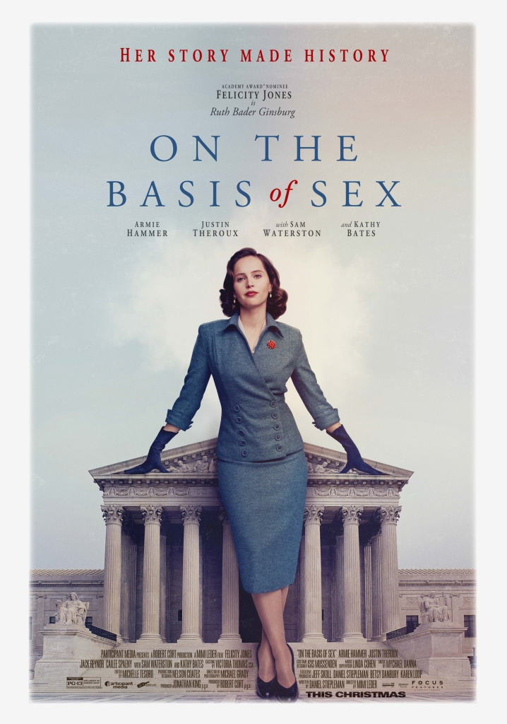 (Film Poster) On the Basis of Sex